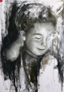 """""""Ritratto Alberto""""cm 46x66"""