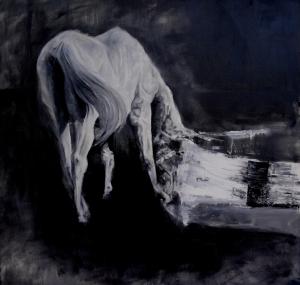 """""""Cavallo 1""""cm 80x80"""
